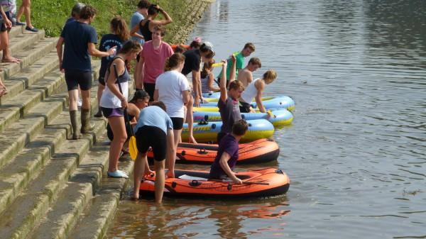 Ridiculous Regatta Boat Race